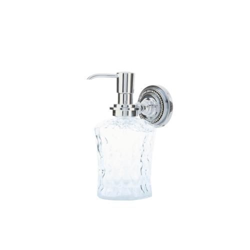Boheme 10447 Дозатор для жидкого мыла BRILLANTE хром