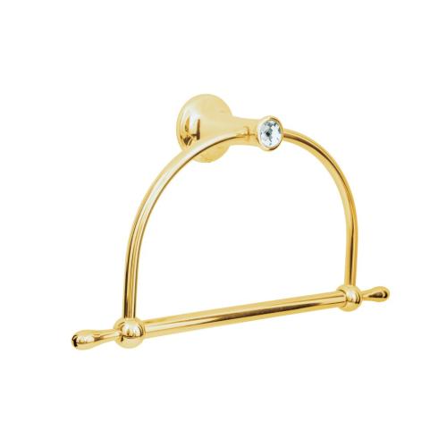 Boheme 10505 Держатель для полотенца круглый CHIARO золото