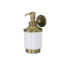Boheme 10617 Дозатор для жидкого мыла MEDICI бронза