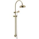 Стойка с верхним душем (25 см) Medici Boheme 401