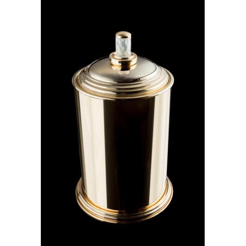 Ведро металл MURANO CRYSTAL Золото Boheme 10907-CRST-G