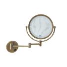 Boheme 501 Зеркало настенное с подсветкой MEDICI бронза