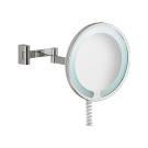 KEUCO Косметическое зеркало с подсветкой хром