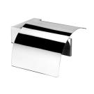 MODERN ART держатель туалетной бумаги с крышкой хром