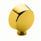 Bugnatese Акс выпуск для душ шланга золото