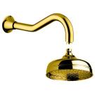 Bugnatese Душ 19116 золото + кронштейн 19128 золото