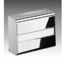 Hotellerie диспенсер для туалетной бумаги нержавеющая сталь