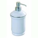 Raffaella дозатор для жидкого мыла настольный белая керамика