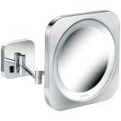ESPRIT косметическое зеркало хром светодиодная подсветка (5698805)