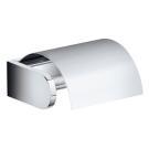 Edition 300 Держатель туалетной бумаги с крышкой хром