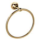 Полотенцедержатель кольцо бронза 24812