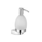 SOLO Дозатор для жидкого мыла хром