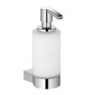 PLAN Дозатор для жидкого мыла хром