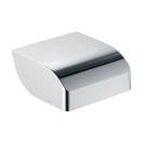 Elegance New Держатель для туалетной бумаги с крышкой хром