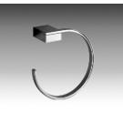 Logic полотенцедержатель кольцо хром