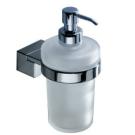 Touch дозатор для жидкого мыла хром