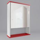 Зеркало для ванной WaterWorld Дуга В 450 1 дверь+ниша