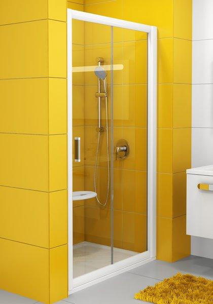 Раздвижные дверцы для ванной