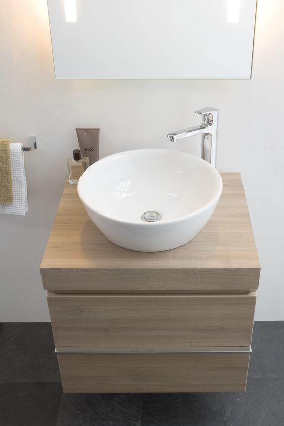 Тумба для ванной с накладной раковиной купить