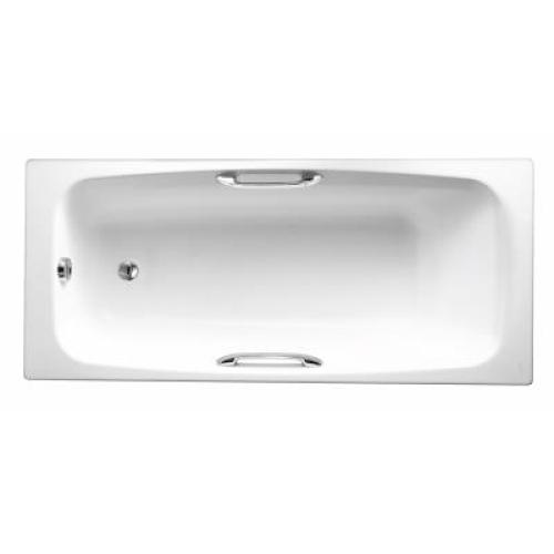 Jacob Delafon DIAPASON E2926 ванна чугунная с отверстиями для ручек 170x75