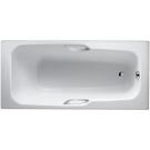 Jacob Delafon PRELUDE E2934 ванна чугунная с отверстиями для ручек 160x70