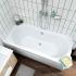 Aquanet Акриловая ванна VALENCIA 170x80