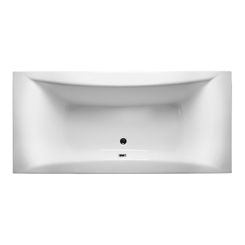 Alpen Ванна акриловая LUNA 150х75x44 (200 л) прямоугольная