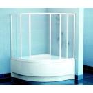 Шторка для ванн VDKP4-140 раин