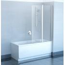 Шторка для ванной Ravak CVS2-100 L блестящий+стекло Transparent