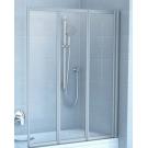 Шторка для ванной Ravak VS3 130 сатин + Santro