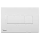 Кнопка инсталяционная Uni белая Ravak X01457
