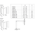 Душевая стенка PPS-100 блестящая Транспарент Ravak 90GA0C00Z1