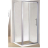 Боковая стеклянная стенка Timo SP800 800x1850 мм