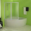 Шторка для ванн Kolpa San QUAT TP 105