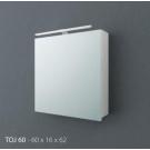 Зеркало-шкаф с подсветкой Kolpa San TOJ 60 WH/WH Jolie