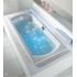 Riho Ванна акриловая LIMA 170х75 45 210 л прямоугольная