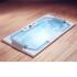 Riho Ванна акриловая LISETTE 195х105 51,5 375 л прямоугольная