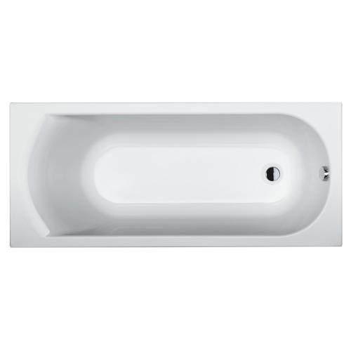Riho MIAMI 160 без гидромассажа Ванна акриловая MIAMI 160х70 43 прямоугольная 170 л