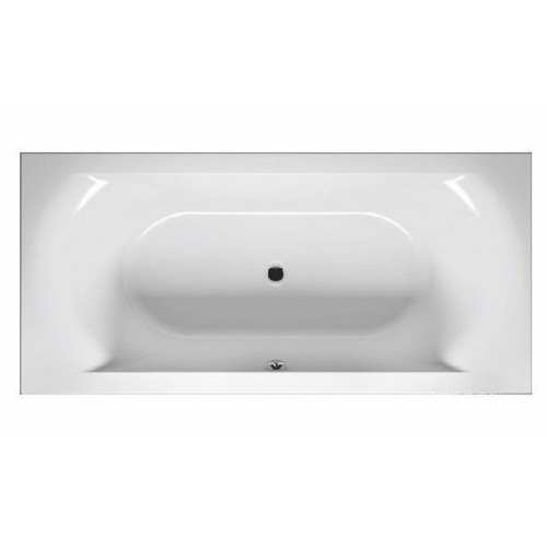 RIHO акриловая ванна LINARES R 180х80 (c тонким бортом)