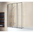 Шторки для ванной RIHO ALTA 1400x1000 4 мм хром-матовый