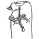 F5084CR Смеситель для ванны с душевым комплектом Fima Carlo Frattini серия Elizabeth хром