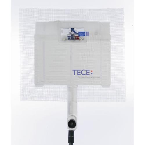 TECE Застенный смывной бачок глубина 8 см Арт 9370007