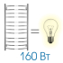 Полотенцесушитель Energy GRAND 1200x600 (160Вт)
