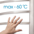 Полотенцесушитель Energy GRAND 800x400 (98Вт)