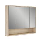 Alvaro Banos Toledo 90 Зеркальный шкаф дуб сонома