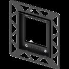 9242647 Рамка монтажная черная TECEloop Urinal