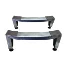 Ножки на сидячие стальные ванны BLB (Europa 120x70)