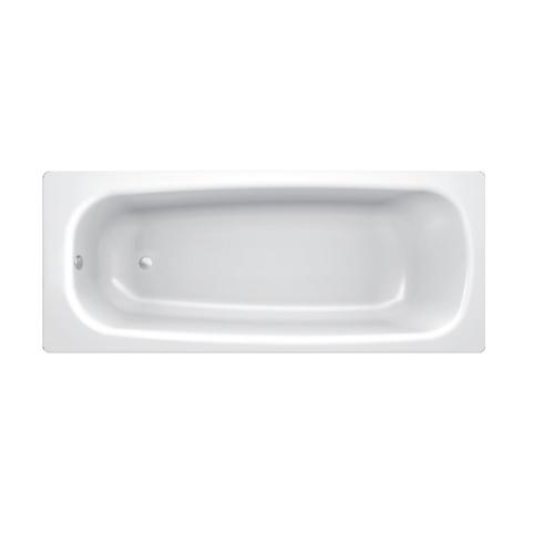Ванна стальная BLB UNIVERSAL ANATOMICA 150x75 белая без отверстий для ручек