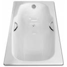 Ванна стальная BLB HG ATLANTICA 180x80 с отверстиями для ручек 208 мм