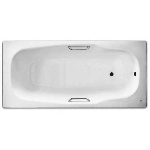 Ванна стальная BLB ATLANTICA 180x80 с отверстиями для ручек